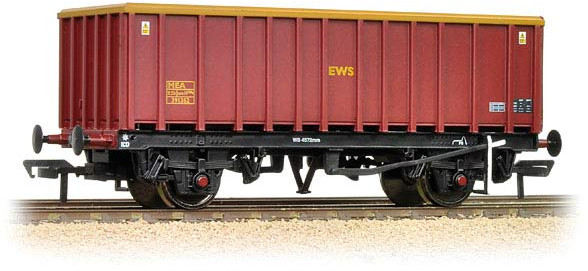 Bachmann 38-062A Mineral Wagon English, Welsh & Scottish Railway 391362 Image