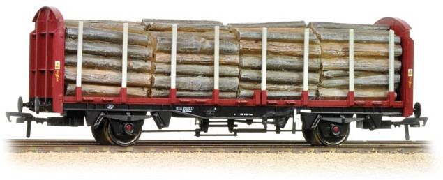 Bachmann 38-301 Timber Carrier Wagon English, Welsh & Scottish Railway 200817 Image