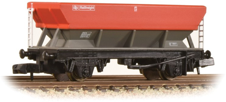 Graham Farish 373-507A Hopper Wagon British Rail Railfreight Image