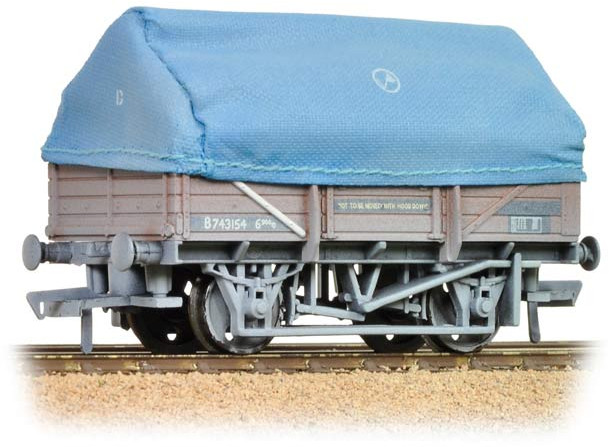 Bachmann 33-084 China Clay British Railways B743154 Image