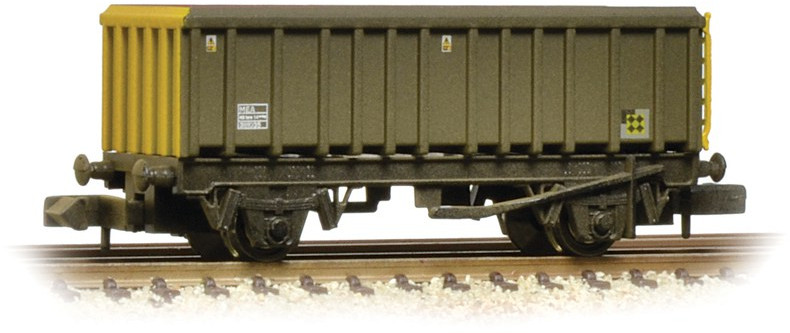 Graham Farish 373-576A Mineral Wagon British Rail Railfreight Image