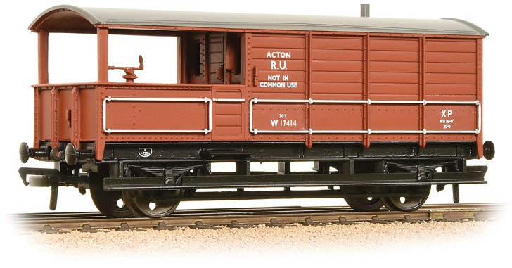 Bachmann 33-307A Brake Van British Railways W17414 Image