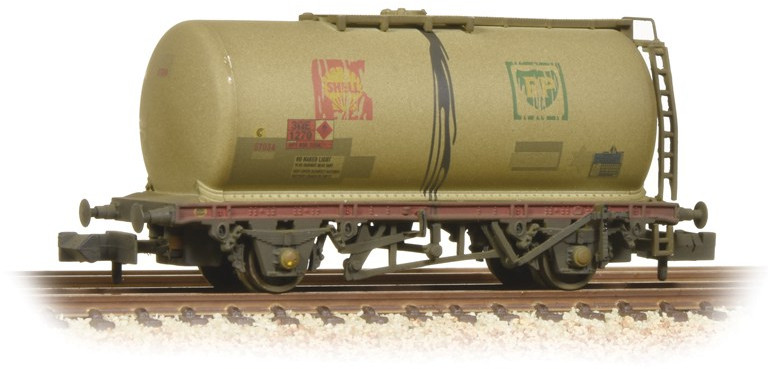 Graham Farish 373-777D TTA Tank Shell-Mex & B. P. Limited 67391 Image