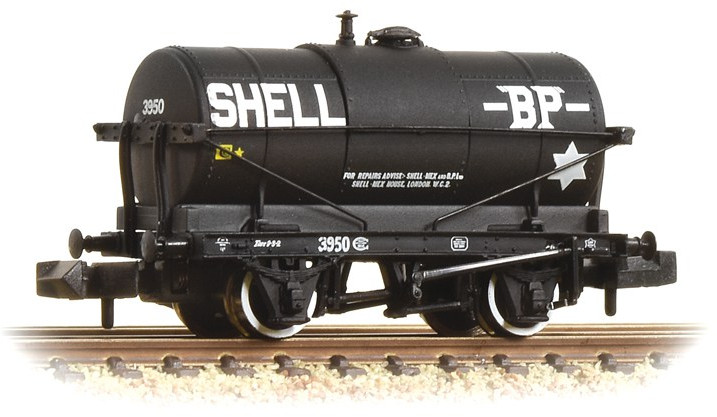 Graham Farish 373-656 Tank Wagon Shell-Mex & B. P. Limited 3950 Image