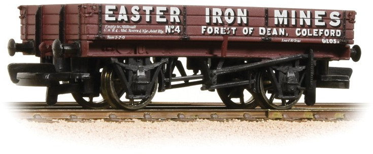 Graham Farish 377-506 3 Plank Wagon Easter Iron Mines 4 Image