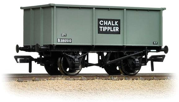 Bachmann 37-276B Tippler Wagon British Railways B380510 Image