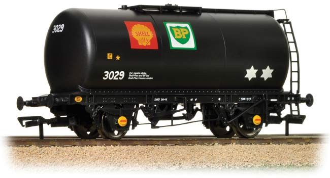 Bachmann 37-582C Shell-Mex & B. P. Limited 3410 Image