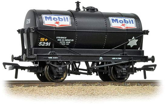 Bachmann 37-675B Mobil Petroleum Company Limited 5291 Image